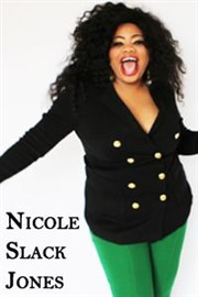 Nicole Slack Jones - The Diva of Soul from New Orleans New Morning Affiche