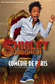 Shirley Souagnon dans Sketch Up Com�die de Paris Affiche