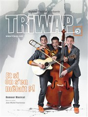 TRIWAP : Et si on s'en mêlait ?! Th��tre du Rempart Affiche