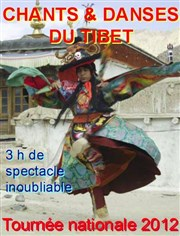 Danses et Chants du Tibet Salle Alain Colas