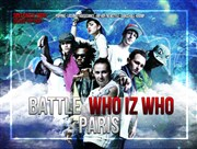 Internationale - Battle Who iz Who Cabaret Sauvage Affiche