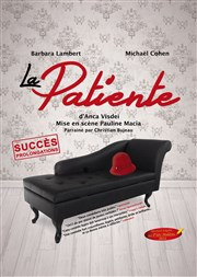 La patiente Th��tre Akt�on Affiche