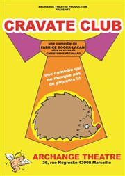 Cravate club L'Archange Th��tre Affiche