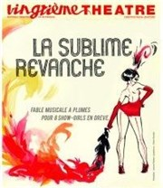 La sublime revanche Vingti�me Th��tre Affiche