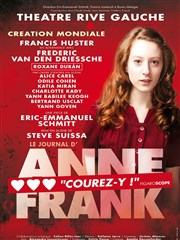 Le journal d'Anne Frank Th��tre Rive Gauche Affiche