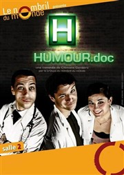 Humour.doc Th��tre le Nombril du monde Affiche