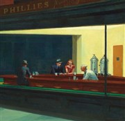Visite guidée : Exposition  Edward Hopper | par Gérard Soulier Galeries Nationales du Grand Palais Affiche