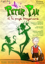 Peter Pan et le pays imaginaire Th��tre Essaion Affiche