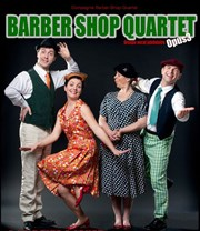 Barber shop quartet Caf� Th��tre des Beaux Arts Affiche