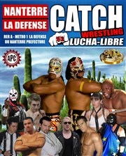 Grand show de Catch (Lucha-Libre) Studio Jenny