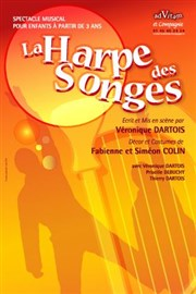 La Harpe des songes Th��tre Musical Marsoulan Affiche