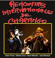 Rencontre internationale du Charango Le Palace Affiche