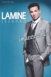 Lamine Lezghad dans Impeccable L'Amuse th��tre  Affiche