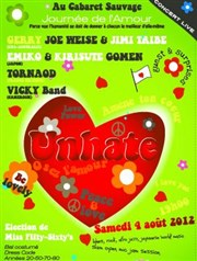 Unhate, Journée de l'Amour, Be Lovely day Cabaret Sauvage Affiche