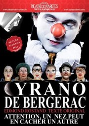 Cyrano de Bergerac | Texte original - version clownesque Petit Th��tre des Vari�tes Affiche