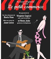 Le Petit Commerce L'Instinct Th��tre Affiche