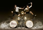 Fills Monkey | L'Incredible Drum Show Grand Carr� Affiche
