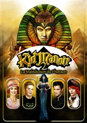 Kid Manoir 2, la malédiction du pharaon Palais des Glaces Affiche