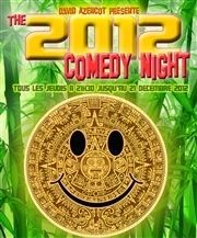 The 2012 Comedy night La Cible Affiche