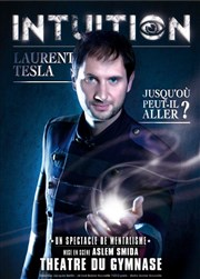 Laurent Tesla dans Intuition Le Th��tre du Petit Gymnase Affiche