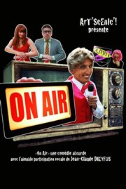 On air L'Antidote Th��tre Affiche