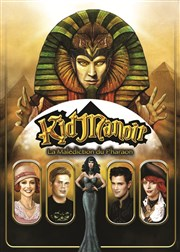 Kid Manoir - La Malédiction du Pharaon Le Palace Affiche
