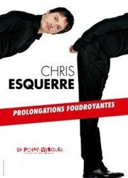 Chris Esquerre Le Point Virgule Affiche