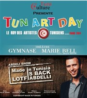 Lotfi Abdelli dans Made in Tunisia is back Th��tre du Gymnase Marie-Bell Affiche