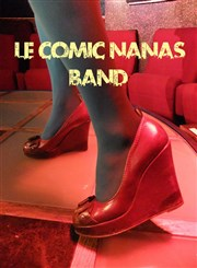 Le Comic Nanas band Th�atre Popul'Air de la M�re Lachaise Affiche