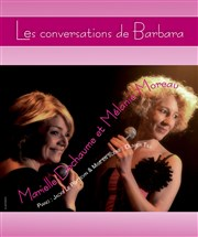 Les Conversations de Barbara Th��tre Essaion Affiche