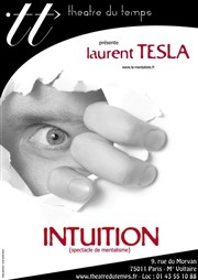 Intuition Th��tre du Temps Affiche