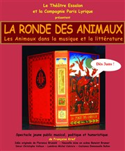 La ronde des animaux Th��tre Essaion Affiche