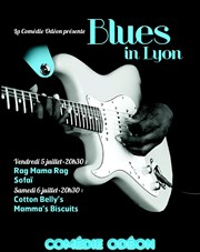 Blues in Lyon Com�die Od�on Affiche