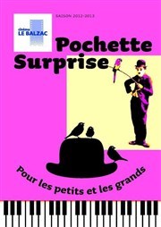 Pochette Surprise Cinema le Balzac Affiche