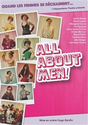 All about men Th��tre Musical Marsoulan Affiche