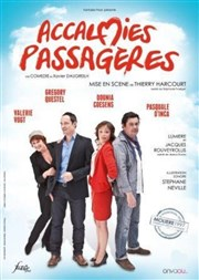 Accalmies Passagéres Th��tre G�rard Philipe  Affiche