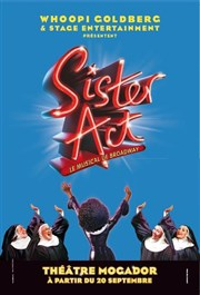Sister Act Th��tre Mogador Affiche