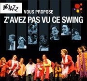 Go'jazz : Z'avez pas vu ce swing Chapelle St L�on Affiche