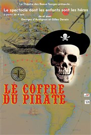 Le coffre du pirate Th��tre Musical Marsoulan Affiche