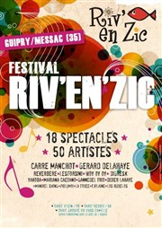 Festival Riv&#39;en Zic | 1er jour Autour de la salle Polyvalente