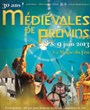 Les medievales de provins 2013 8 et 9 juin