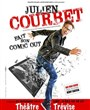 Julien Courbet dans Julien Courbet fait son comic out